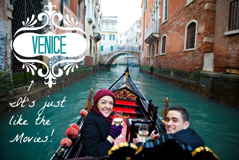 Venice – Just like the movies!