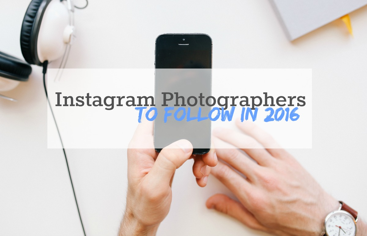 Top Instagram Photographers to follow in 2016 if you want to explore Ireland