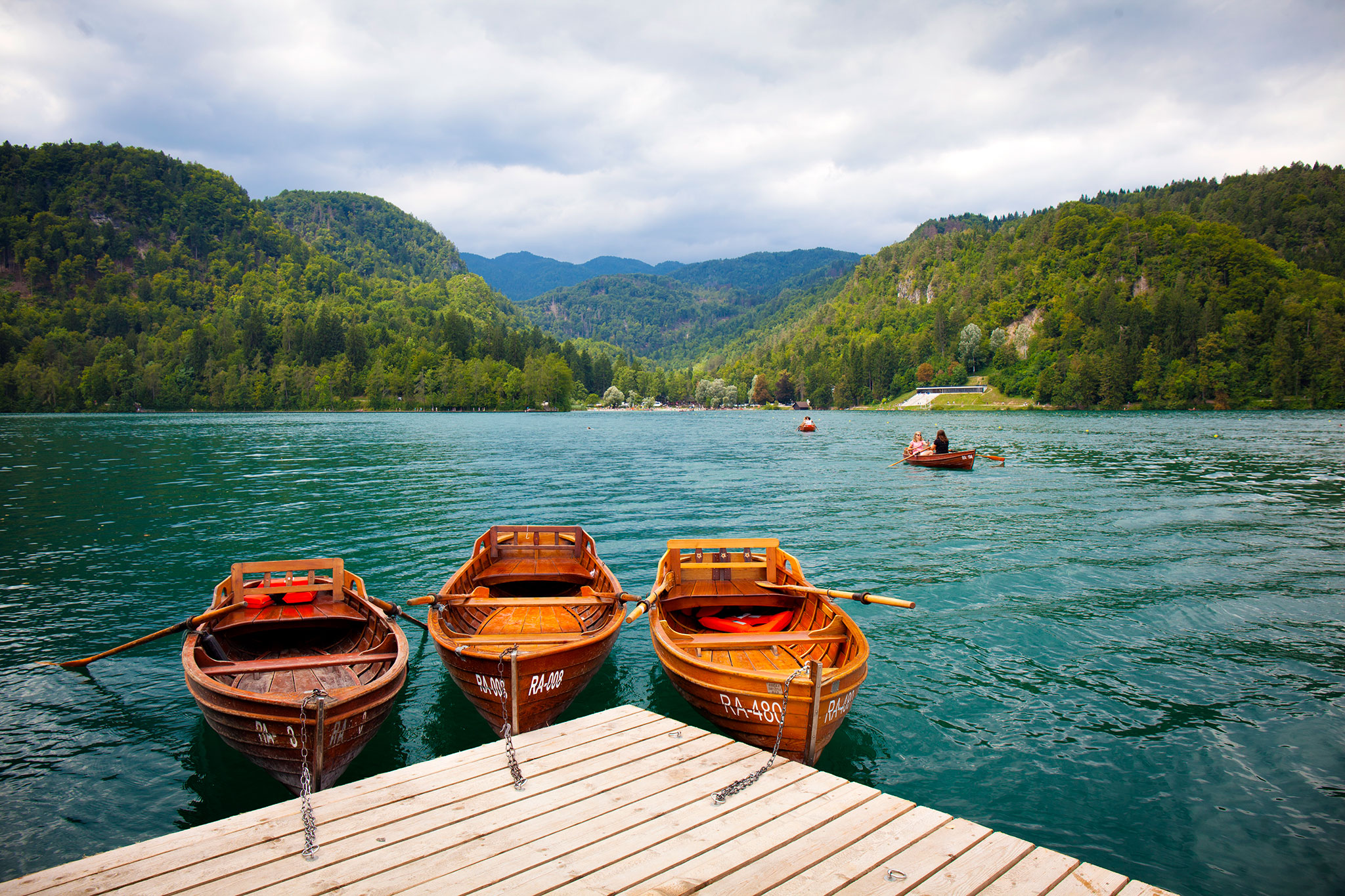 Fairytale Boat Trip on Lake Bled with Topdeck